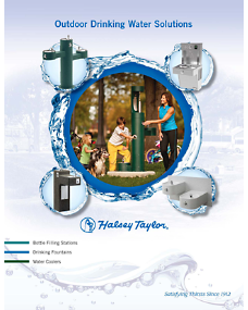 HT-0030 Outdoor Drinking Water Solutions Catalog (1/2015)