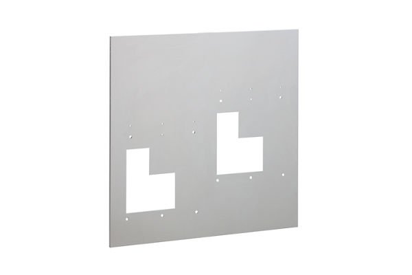Accessory - EZ Wall Plate (Lo-Hi Bi-Level)