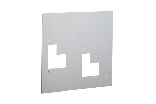 Accessory - EZ Wall Plate  (Hi-Lo Bi-Level)