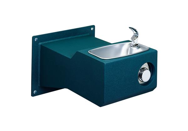 Image for Halsey Taylor Outdoor Endura Fountain, Wall Mount, Non-Filtered, Non-Refrigerated from Halsey Taylor