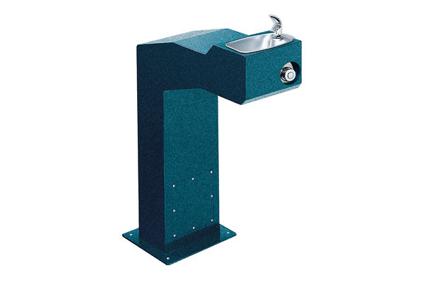 Halsey Taylor Outdoor Endura Fountain, Non-Filtered, Non-Refrigerated, Freeze Resistant