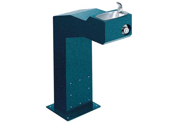 Image for Halsey Taylor Outdoor Endura Fountain, Non-Filtered Non-Refrigerated Freeze Resistant from Halsey Taylor