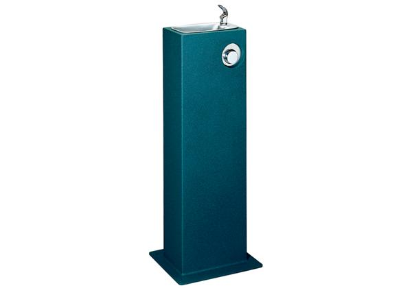 Image for Halsey Taylor Outdoor Endura Pedestal Fountain, Non-Filtered, Non-Refrigerated from Halsey Taylor