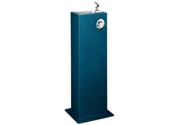Image for Halsey Taylor Outdoor Endura Pedestal Fountain, Non-Filtered, Non-Refrigerated, Freeze Resistant from Halsey Taylor