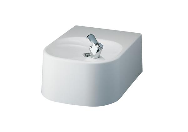 Image for Halsey Taylor Composite Gel-Coat Fountain, Non-Filtered, Non-Refrigerated, White Granite Composite from Halsey Taylor