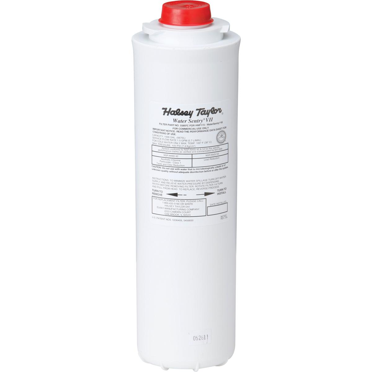 Elkay  Watersentry Plus Replacement Filters (12) (bottle Fillers) 1789105