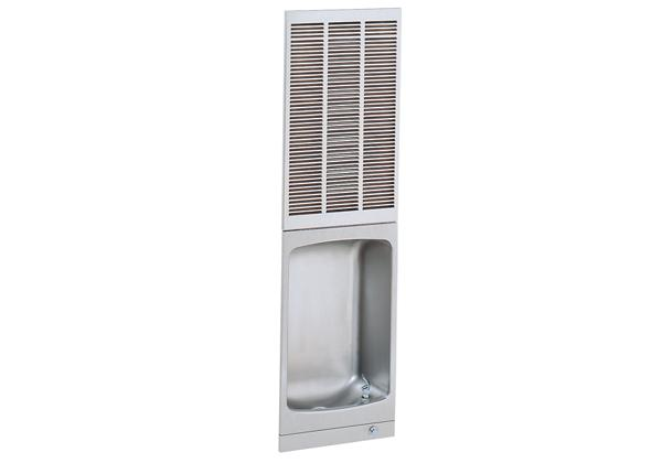 Image for Halsey Taylor Wall Mount Full Recessed ADA Cooler, Non-Filtered 8 GPH Stainless from Halsey Taylor