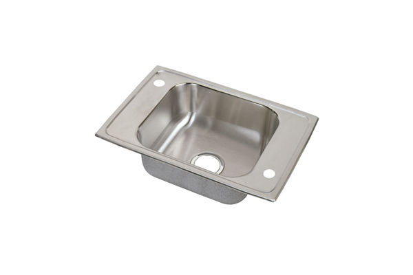 Celebrity Stainless Steel Single Bowl Top Mount Sink