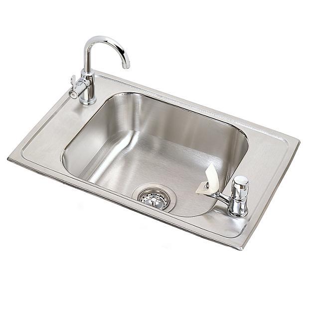 ELKAY | Top Mount Stainless Steel Kitchen Sinks