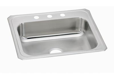 "Image for Elkay Celebrity Stainless Steel 25"" x 22"" x 7"", Single Bowl Drop-in Sink from ELKAY"