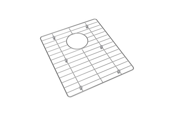 "Crosstown Stainless Steel 12-1/2"" x 15-3/4"" x 11/16"" Bottom Grid"