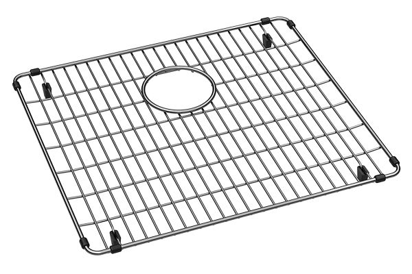"Elkay Crosstown Stainless Steel 18-1/8"" x 16-1/8"" x 1-1/4"" Bottom Grid"