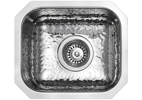 Image for Stainless Steel 356 x 305 x 165 Single Bowl Undermount Kitchen Sink from Elkay Europe and Africa
