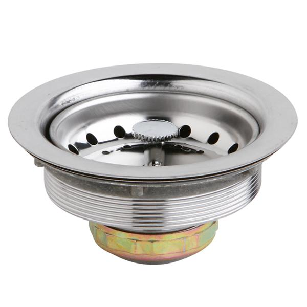 Dayton 3 12u002634 Stainless Steel Drain with Removable