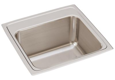 "Image for Elkay Lustertone Classic Stainless Steel 19-1/2"" x 19"" x 10-1/8"", Single Bowl Drop-in Laundry Sink from ELKAY"