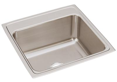 "Image for Elkay Lustertone Classic Stainless Steel 22"" x 22"" x 10-1/8"", Single Bowl Drop-in Sink from ELKAY"