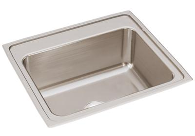 "Image for Elkay Lustertone Classic Stainless Steel 25"" x 22"" x 10-3/8"", Single Bowl Drop-in Sink from ELKAY"