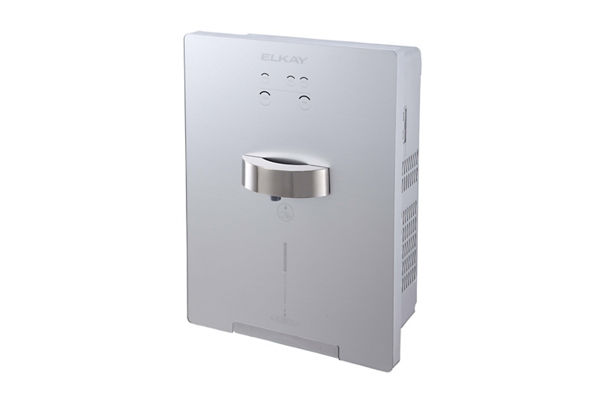 Hot and Cold Water Dispenser, Bottleless Surface Mount Design