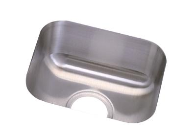 "Image for Dayton Stainless Steel 14-1/2"" x 12-1/2"" x 6-1/2"", Single Bowl Undermount Bar Sink from ELKAY"