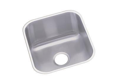 "Image for Dayton Stainless Steel 16-1/2"" x 18-1/4"" x 8"", Single Bowl Undermount Bar Sink from ELKAY"
