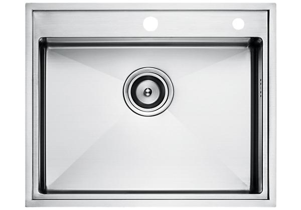 Image for Stainless Steel 572 x 468 x 216 Single Bowl Top Mount Kitchen Sink from Elkay Asia Pacific