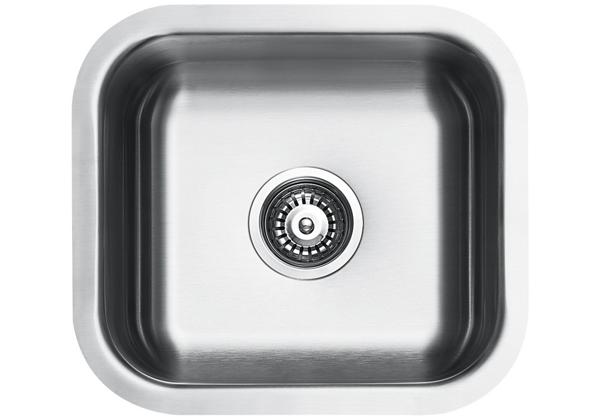 Image for Stainless Steel 465 x 419 x 211 Single Bowl Undermount Kitchen Sink from Elkay Asia Pacific
