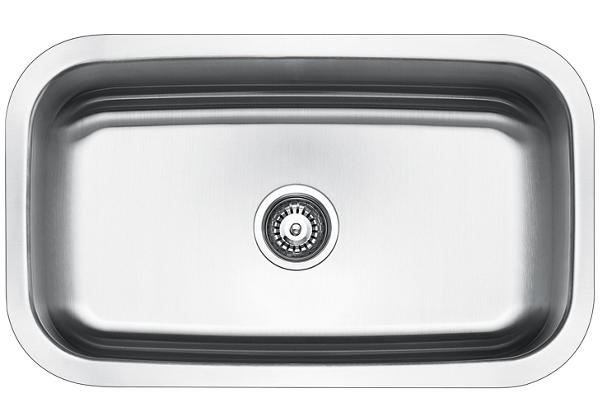 Image for Stainless Steel 775 x 465 x 211 Single Bowl Undermount Kitchen Sink from Elkay Asia Pacific