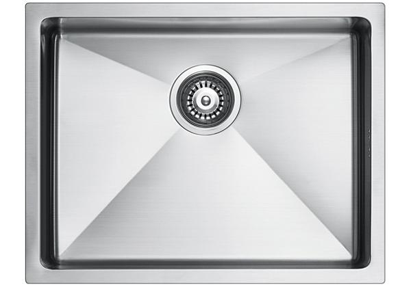 Image for Stainless Steel 569 x 450 x 226 Single Bowl Undermount Kitchen Sink from Elkay Asia Pacific