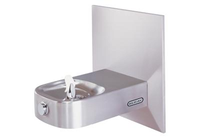 Image for Elkay Slimline Soft Sides Fountain Non-Filtered Non-Refrigerated, Stainless from ELKAY