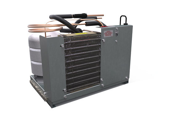 Elkay Remote Chiller, Non-Filtered 8 GPH 240V