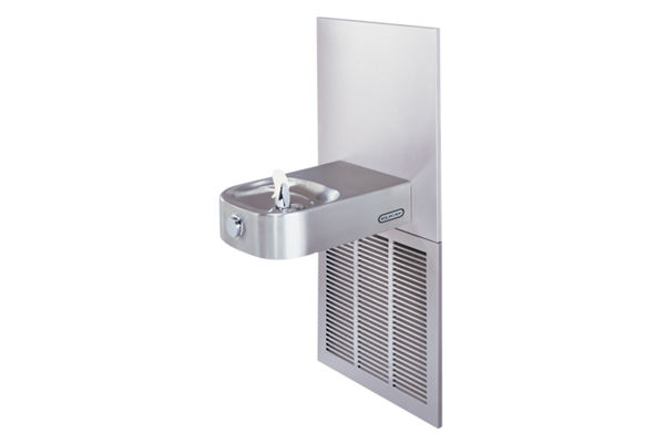 Elkay Slimline Soft Sides Fountain ADA Filtered 8 GPH Stainless