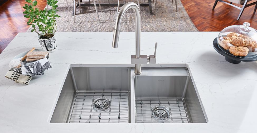 Elkay | Elkay® Manufacturing Company Expands Crosstown™ Sink Line