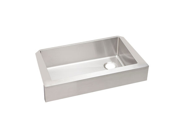 "Elkay Crosstown Stainless Steel 35-7/8"" x 20-1/4"" x 9"", Single Bowl Farmhouse Sink"