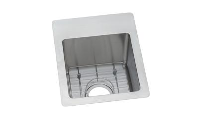 "Image for Elkay Crosstown Stainless Steel 13"" x 16"" x 9"", Single Bowl Dual Mount Sink Kit from ELKAY"