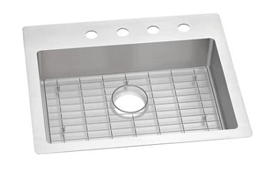 "Image for Elkay Crosstown Stainless Steel 25"" x 22"" x 6"", Single Bowl Dual Mount ADA Sink Kit from ELKAY"