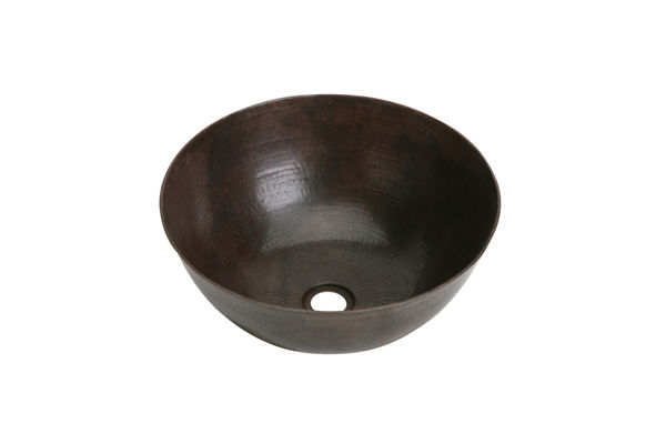 Asana® Copper Single Bowl Vessel Sink
