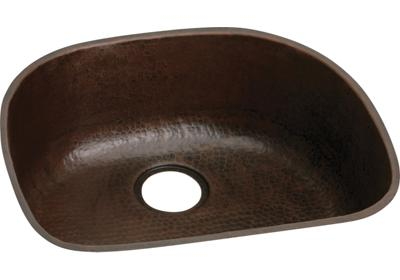"Image for Elkay Copper 23-9/16"" x 21-1/8"" x 10"", Single Bowl Undermount Sink from ELKAY"