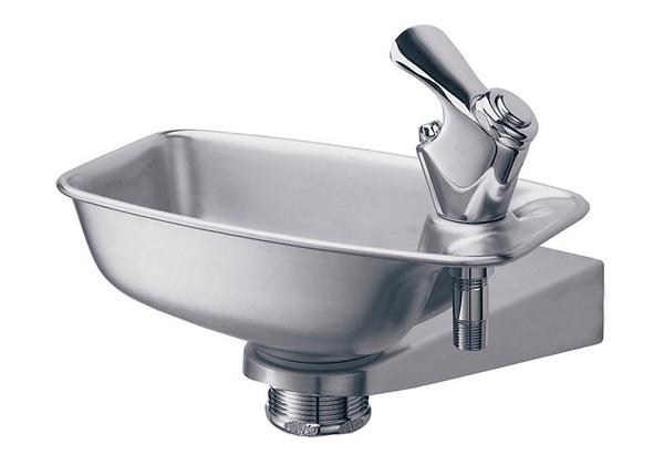 Image for Elkay Bracket Fountain, Non-Filtered Non-Refrigerated Stainless from Elkay Latin America