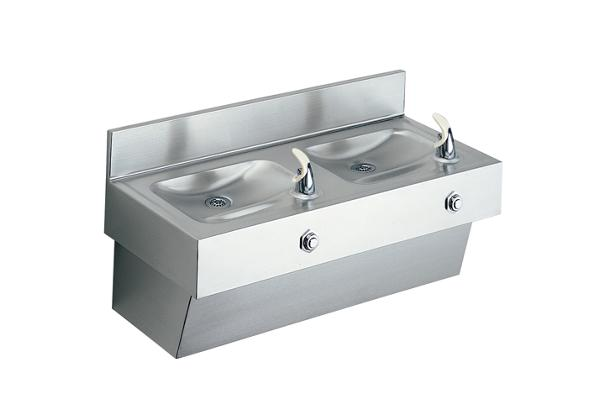 Image for Elkay Multi-Station Fountain, Non-Filtered Non-Refrigerated Stainless from Elkay Latin America