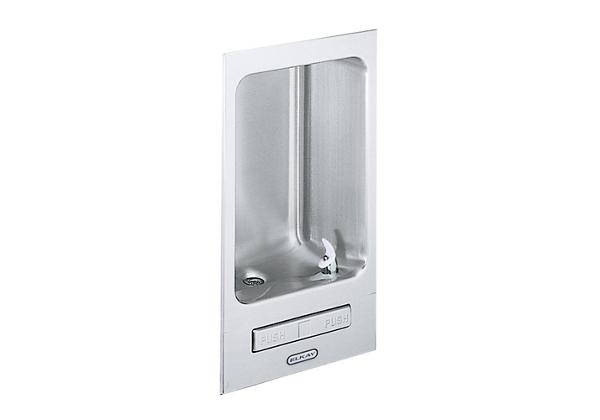 Image for Elkay Wall Mount Fully Recessed Fountain Non-Filtered, Non-Refrigerated Freeze Resistant Stainless from Elkay Latin America