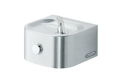 Image for Elkay Soft Sides Single Fountain Non-Filtered Non-Refrigerated, Stainless from ELKAY