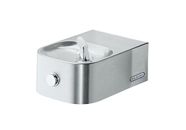 Image for Elkay Soft Sides Single Fountain Non-Filtered Non-Refrigerated, Stainless from Elkay Latin America