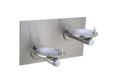 Image for Elkay SwirlFlo Bi-Level Reverse Fountain, Non-Filtered, Non-Refrigerated, Stainless from ELKAY