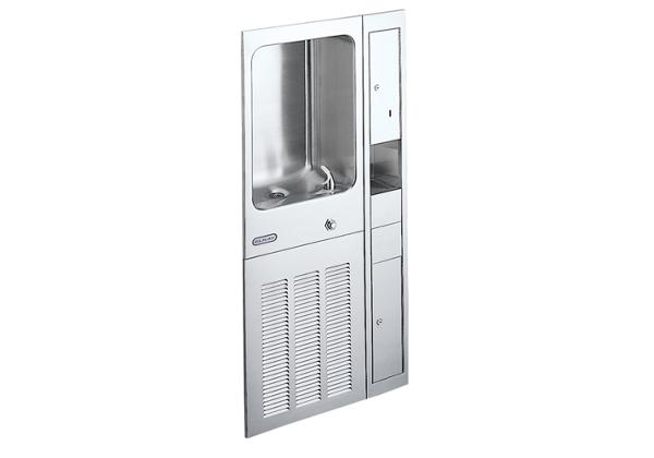 Image for Elkay Cooler Wall Mount Fully Recessed Non-Filtered 12 GPH, Stainless from Elkay Latin America