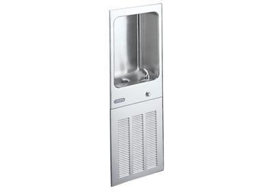 Image for Elkay Cooler, Wall Mount Fully Recessed, Non-Filtered, 12 GPH, Stainless, 220V from ELKAY