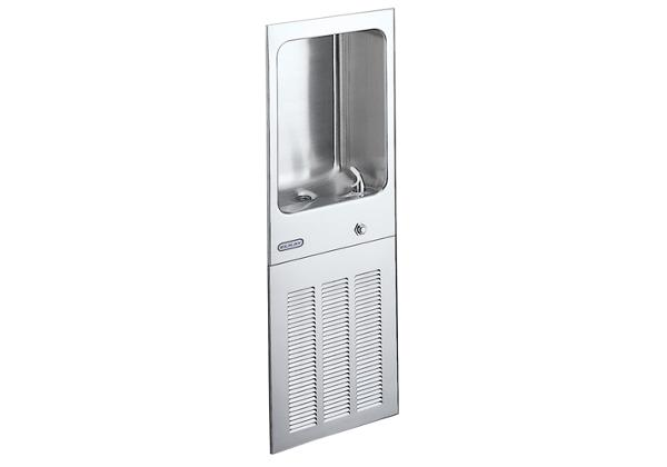 Image for Elkay Cooler Wall Mount Fully Recessed Non-Filtered 12 GPH, Stainless 220V from Elkay Latin America