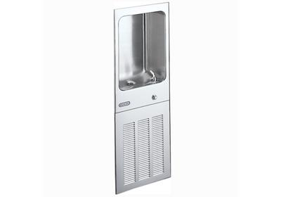 Image for Elkay Cooler Wall Mount Fully Recessed Non-Filtered 8 GPH, Stainless 220V from ELKAY