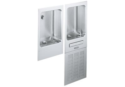 Image for Elkay Cooler, Wall Mount Fully Recessed, Non-Filtered, 8 GPH, Stainless from ELKAY