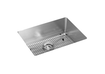 "Image for Elkay Crosstown 16 Gauge Stainless Steel 23-1/2"" x 18-1/4"" x 8"", Single Bowl Undermount Sink Kit from ELKAY"