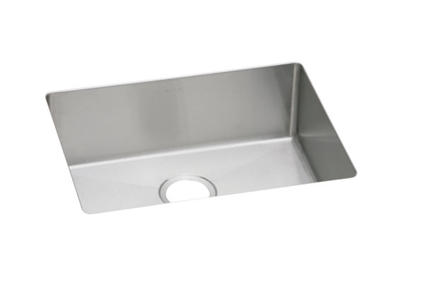 "Elkay Avado Stainless Steel 23-1/2"" x 18-1/4"" x 8"", Single Bowl Undermount Sink"